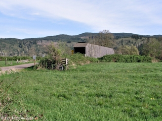 Image, 2004, Grays River Covered Bridge, click to enlarge