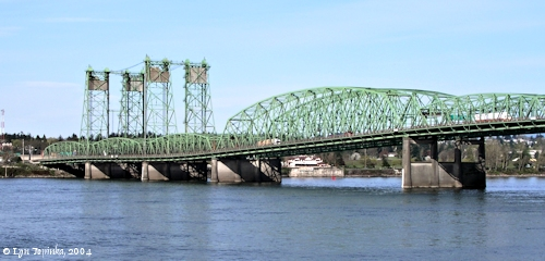 Image, 2004, Interstate 5 Bridge, click to enlarge