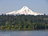 Image, 2005, Mount Hood, Oregon, from Cook-Underwood, Washington