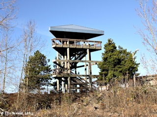 Image, 2004, Kaiser Viewing Tower, Vancouver, Washington, click to enlarge