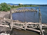 Images, 2003, Steamboat Landing, Cottonwood Beach, and Mount Hood