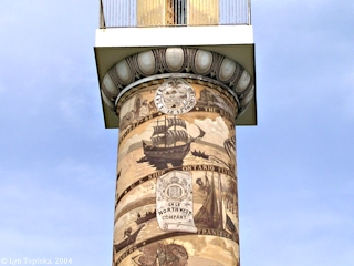 Image, 2004, Astoria Column, click to enlarge