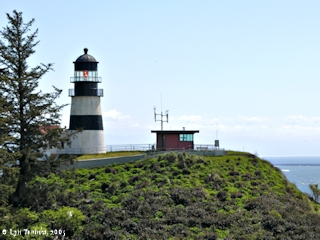 Image, 2005, Cape Disappointment Lighthouse, click to enlarge