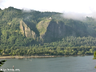 Image, 2005, Crown Point from Washington Highway 14, click to enlarge