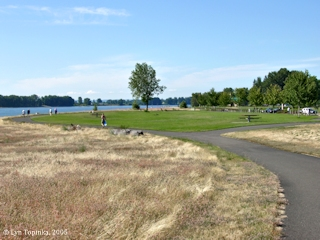 Image, 2005, Frenchman's Bar Park, Vancouver, Washington, click to enlarge