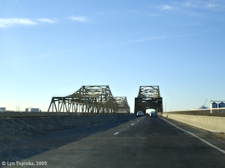 Image, 2005, Crossing the Snake River, click to enlarge