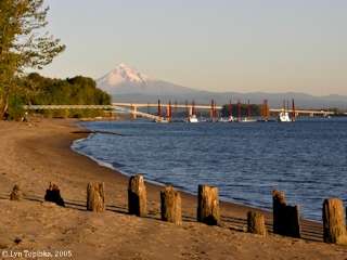 Image, 2005, Wintler Park, looking upstream, click to enlarge