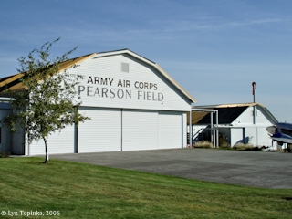 Image, 2006, Army Air Corps, Pearson Field, Washington, click to enlarge