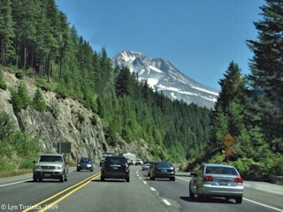 Image, 2009, Mount Hood, Oregon, click to enlarge