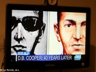 Image, 2011, D.B. Cooper, 40 years later, Tina Bar, Washington, click to enlarge