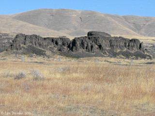 Image, 2011, Horsethief Butte, Washington, click to enlarge