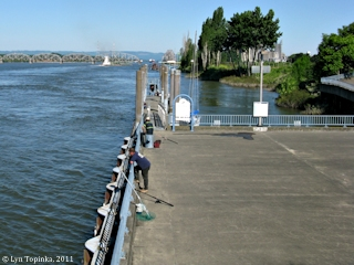 Image, 2011, Vancouver Landing, Vancouver, Washington, click to enlarge
