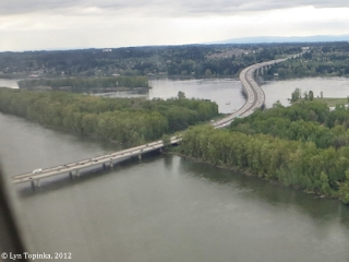 Image, 2012, Interstate 205 and Government Island, click to enlarge