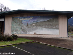 Image, 2012, North Bonneville, Washington click to enlarge