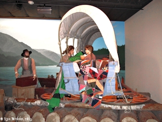 Image, 2013, Columbia Gorge Discovery Center, The Dalles, Oregon, click to enlarge