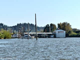 Image, 2013, Lake River, Ridgefield, Washington, click to enlarge