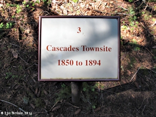 Image, 2014, Fort Cascades Historic Site, Hamilton Island, Washington, click to enlarge
