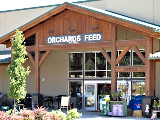 Image, 2015, Orchards Feed Store, Orchards, Washington, click to enlarge