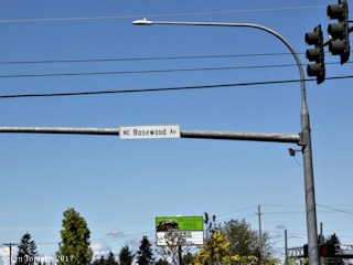 Image, 2017, Rosewood Avenue, Orchards, Clark County, Washington, click to enlarge