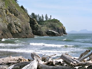 Image, 2004, Cape Disappointment